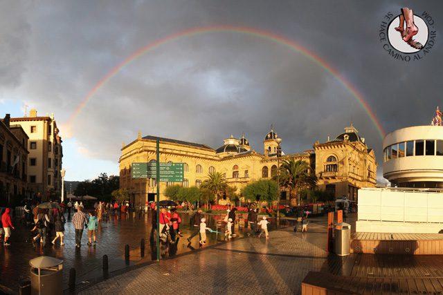 Área romantica San Sebastián