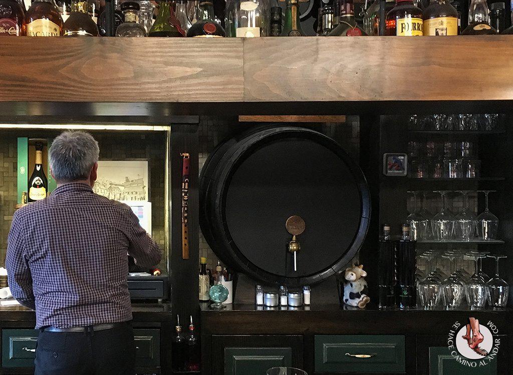 Bar Casa Julian Vermouth casero