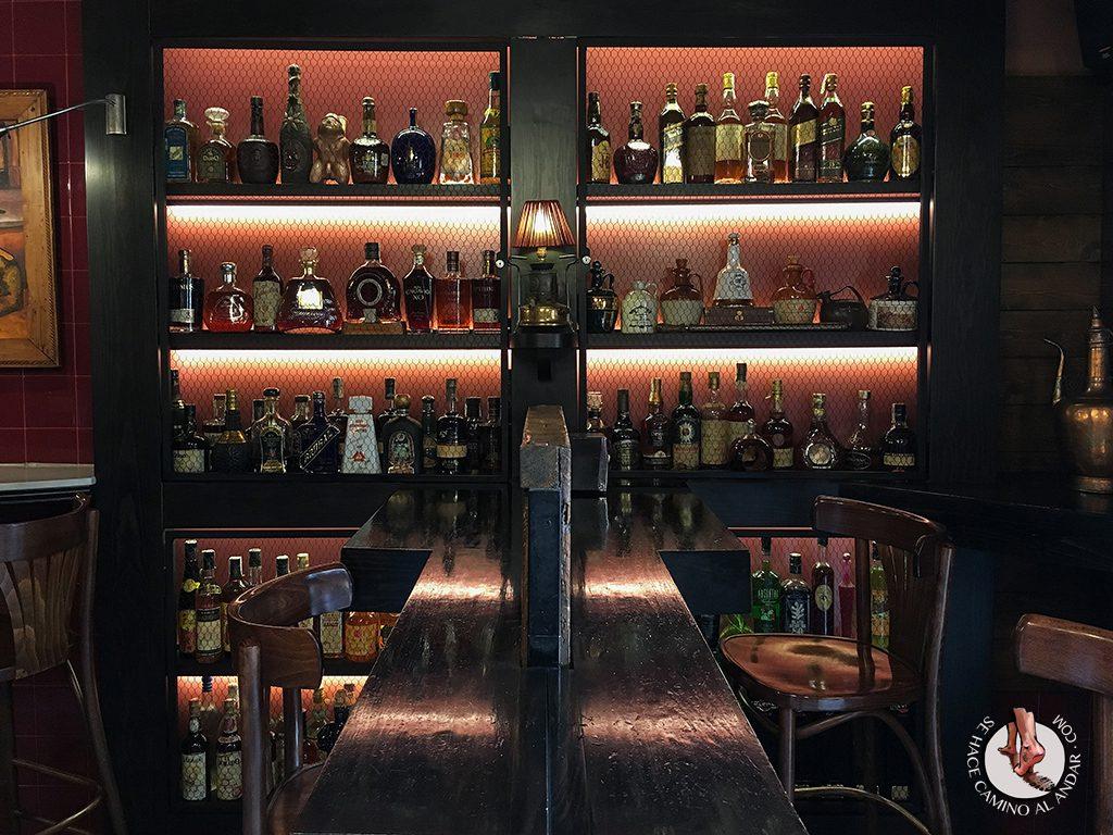 Bar Casa Julian Vermouth