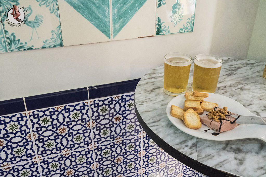 Bar Soria Paté Tapas de Granada