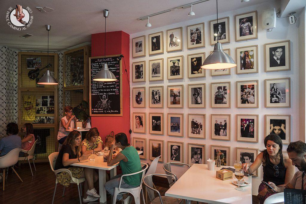 Bar de Eric Tapas de Granada