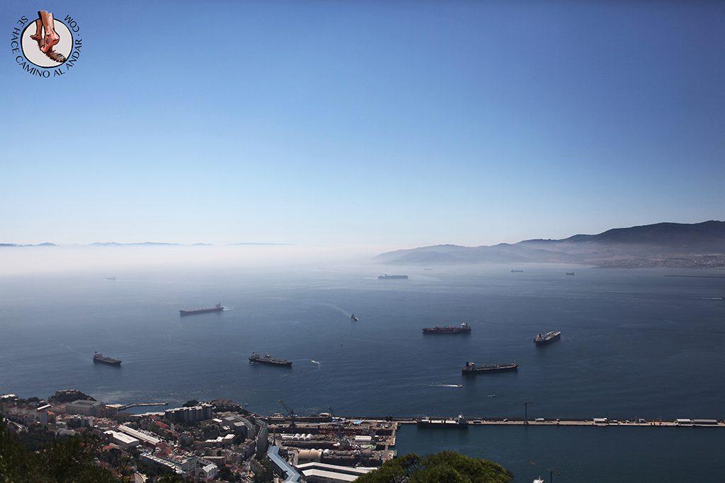 Barcos Gibraltar