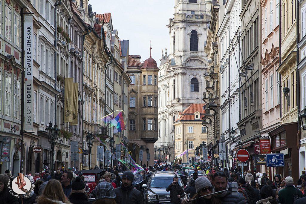 Barrio Mala Strana Praga