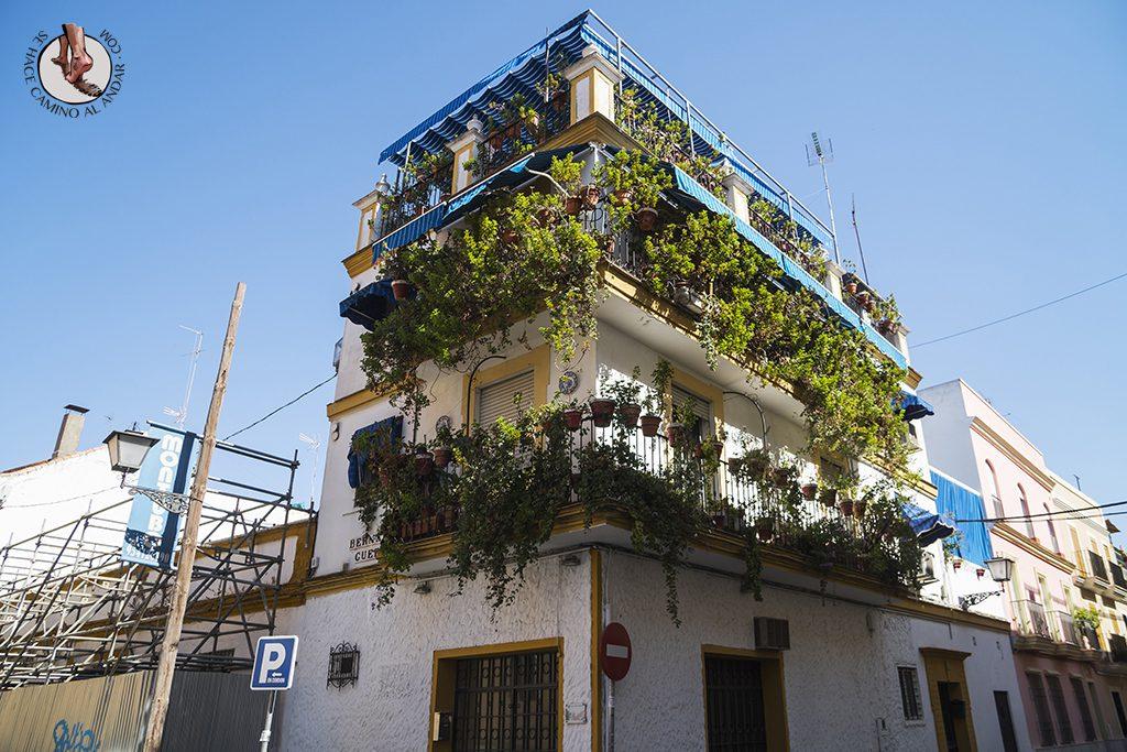Barrio Triana Sevilla