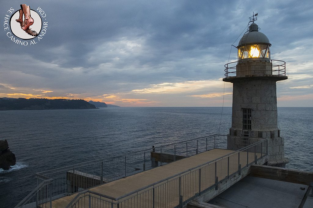 Bizkaia Costa Vasca Faro Santa Catalina Lekeitio
