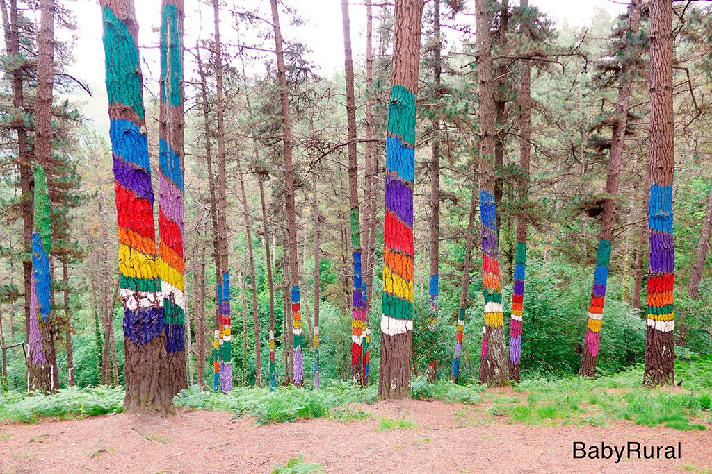 Bosque Oma Pintado Kortezubi Ibarrola