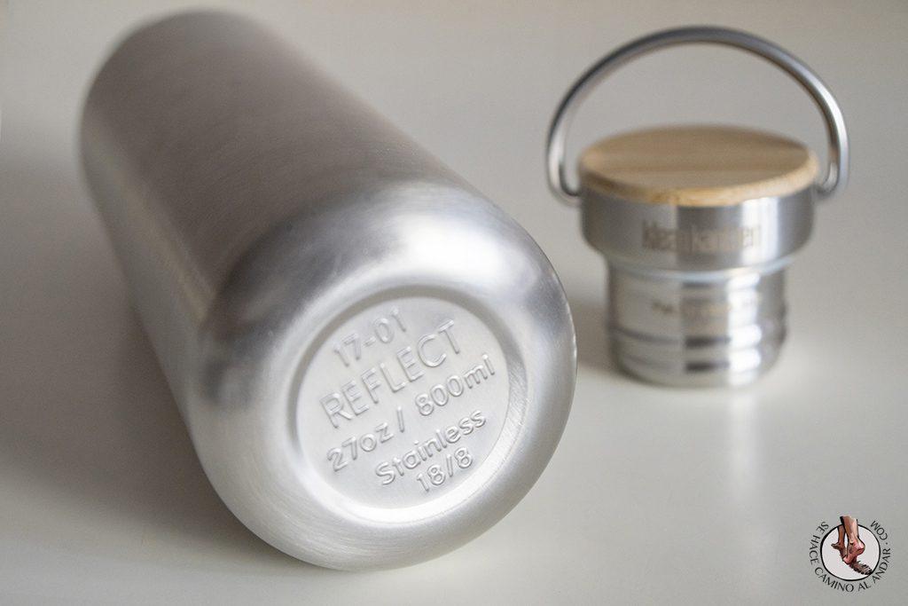 Botella reutilizable Klean Kanteen reflect 800ml