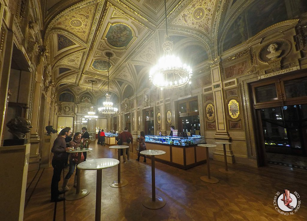 Cafeteria Opera Viena