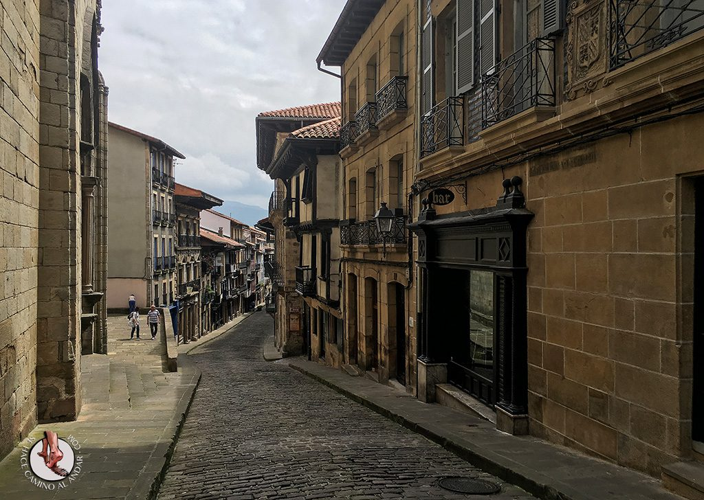 Calle Mayor Hondarribia