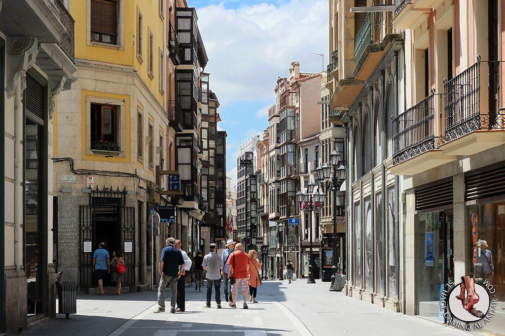 Calle Santa Clara Zamora