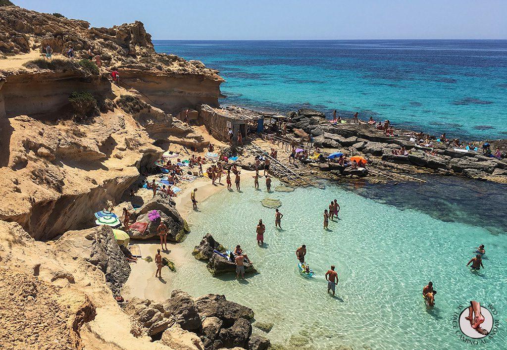 Caló des Mort Formentera