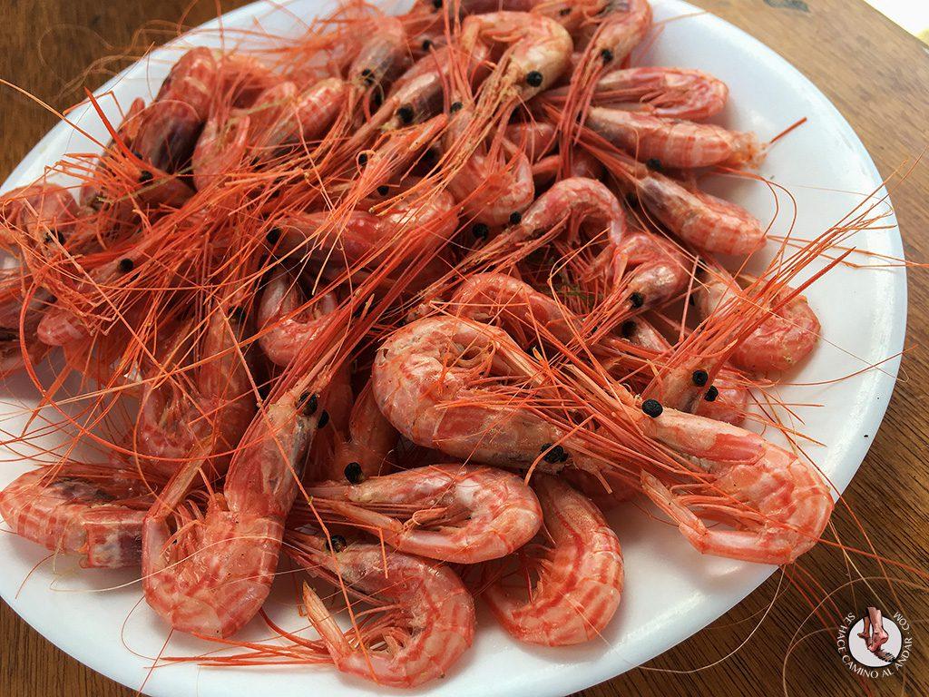 Camarones Casa Goyo La Palma