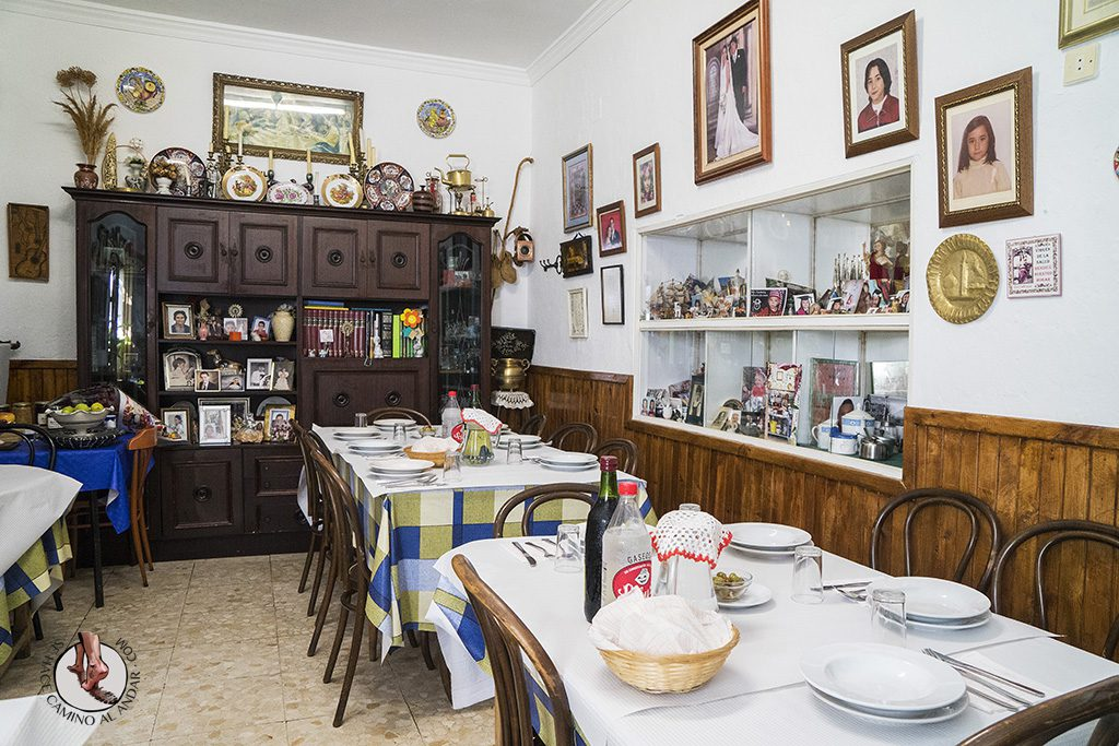 Casa Pepa Carratraca fotos sala