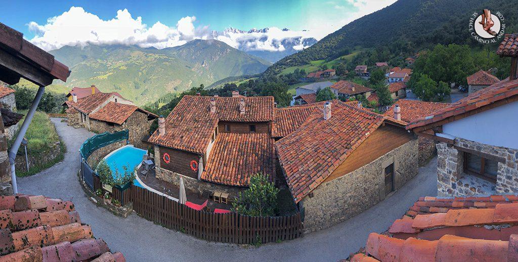 Casa Rural las Chimeneas panoramica