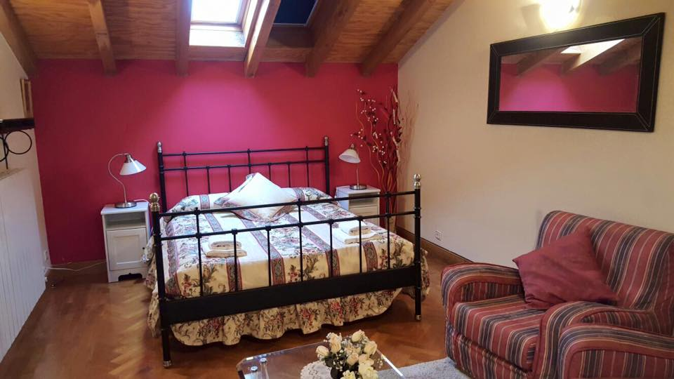 Casa Rural Erbioz suite