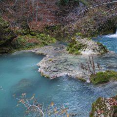 La Reserva del Nacedero del Urederra y su agua color turquesa