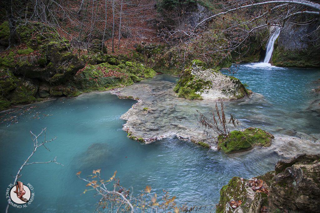 Cascada Nacedero del Urederra