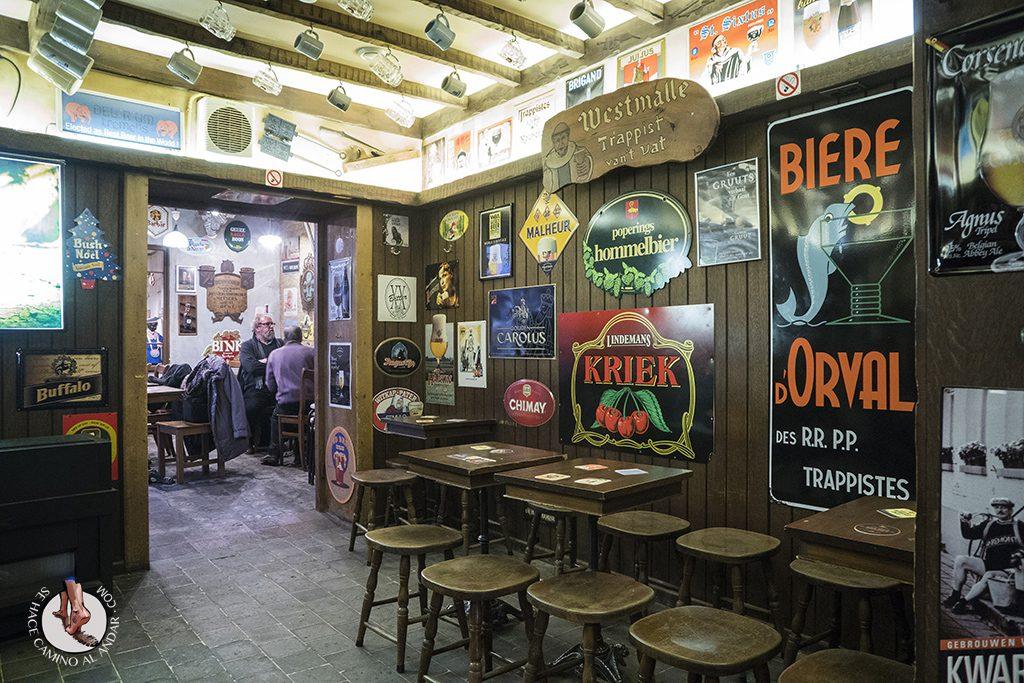 Cerveceria de Gante interior