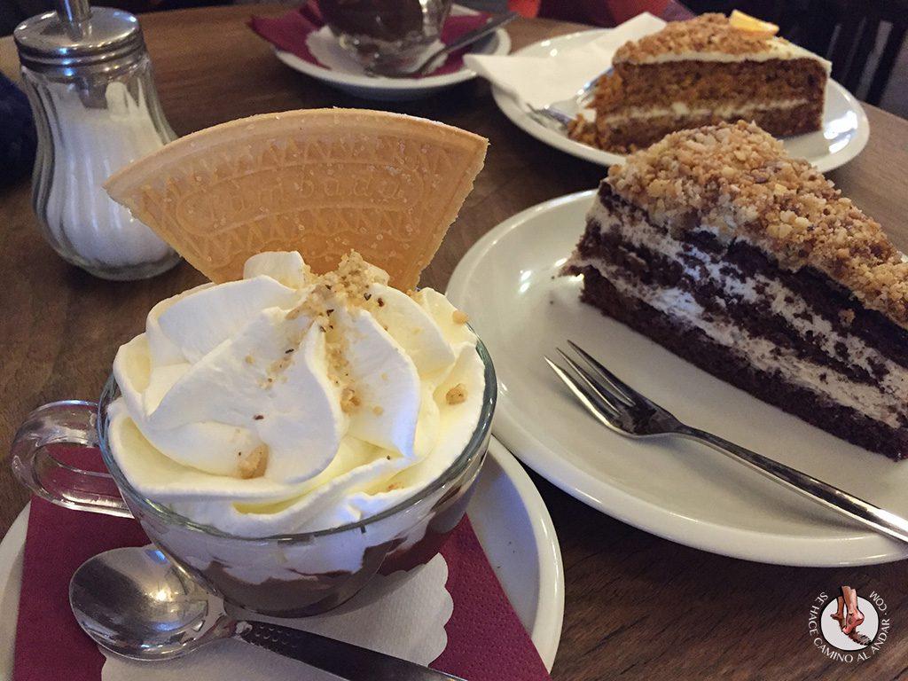 Choco Cafe Praga