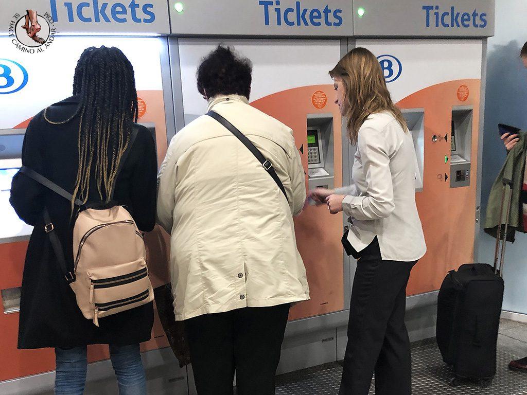 Comprar Rail Pass Tickets