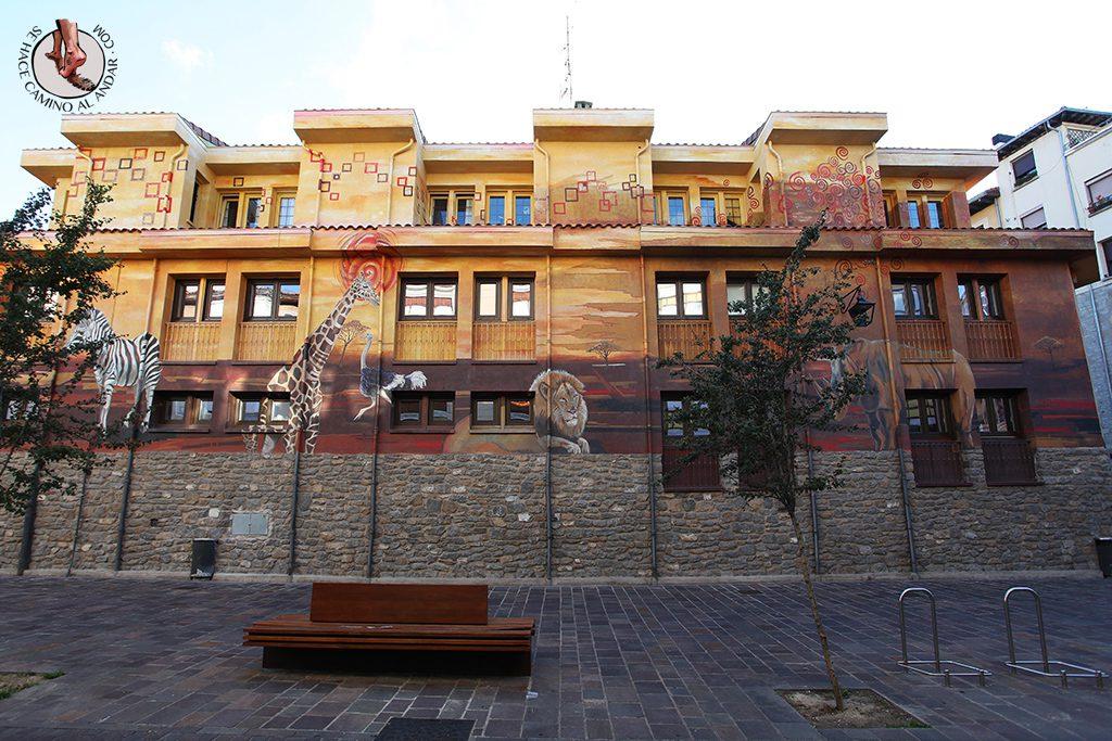 Continentes Murales Vitoria