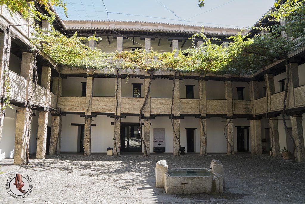 Corral del carbón Granada