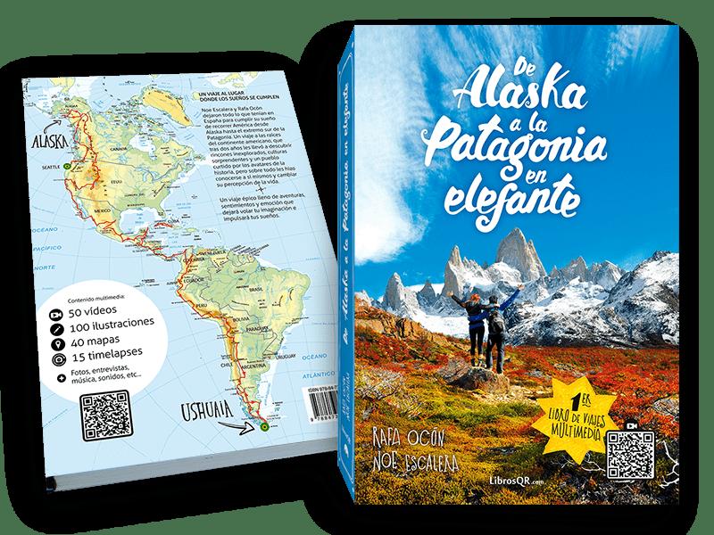 De alasca a la patagonia en elefante