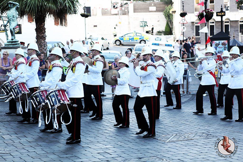 Desfile Gibraltar
