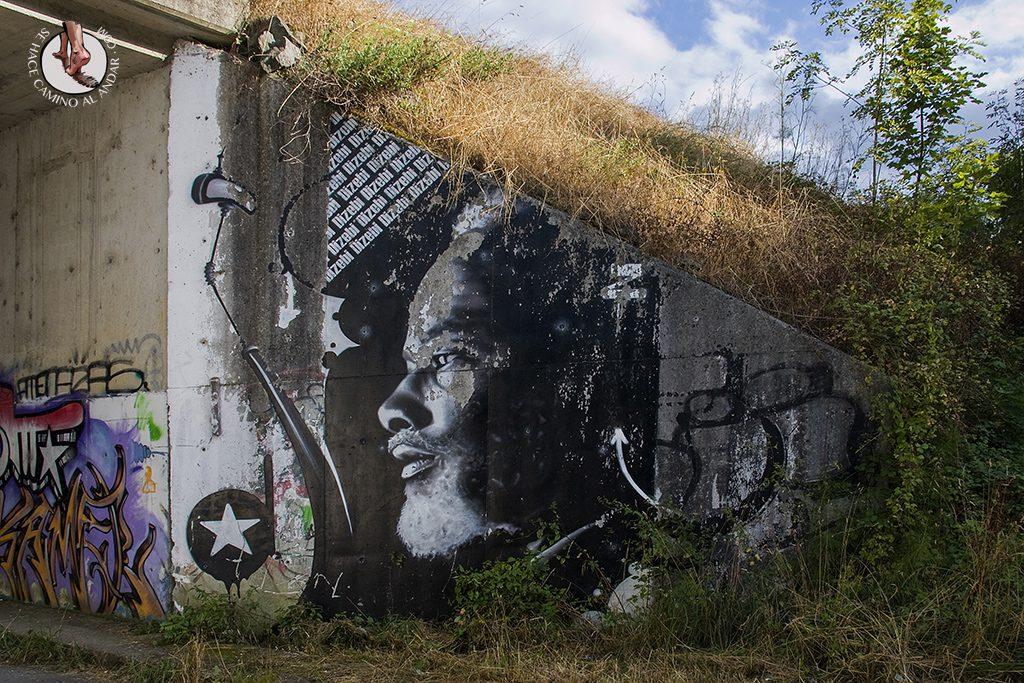 Dizebi graffitero Goierri Ormaiztegi senor