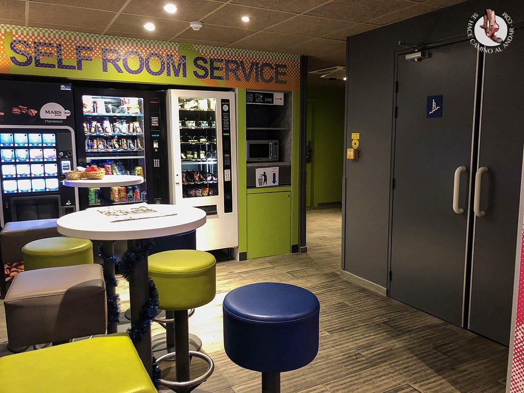 Dónde dormir en Colmar Ibis Budget Colmar Centre room service