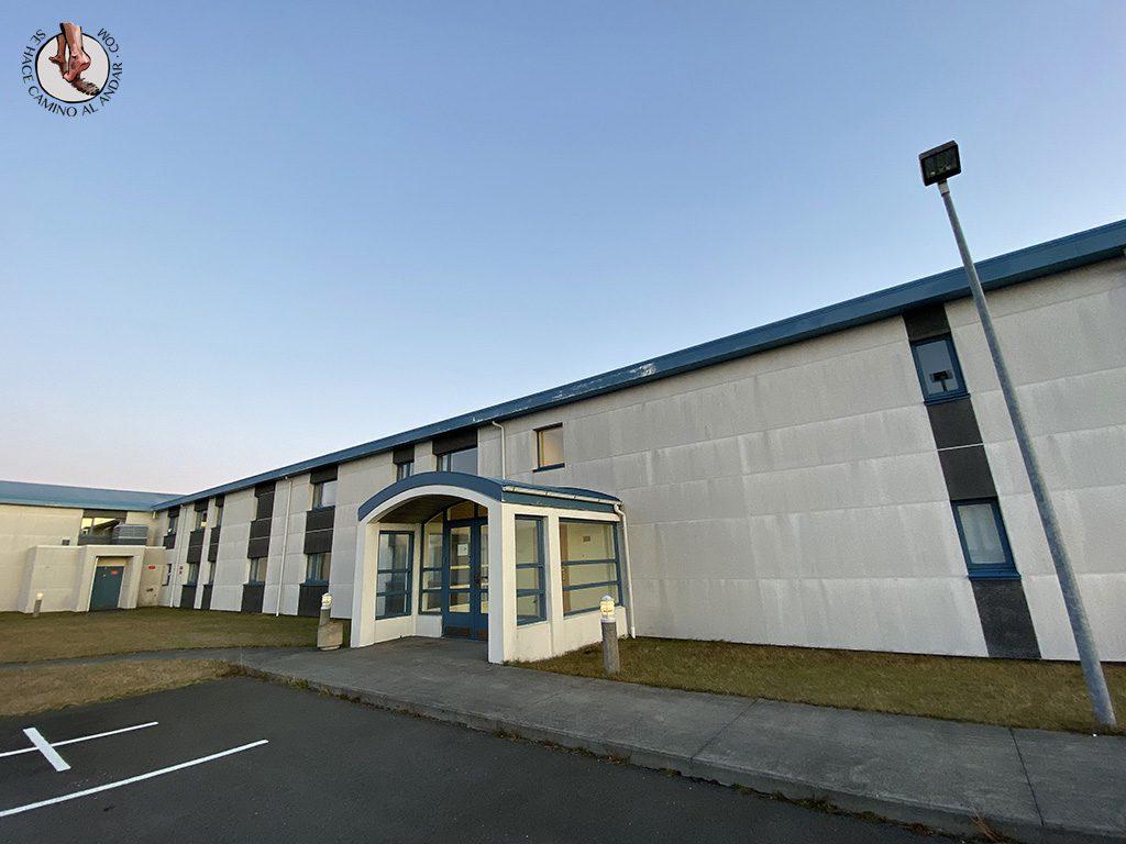 Dormir Keflavik Start Airport entrada