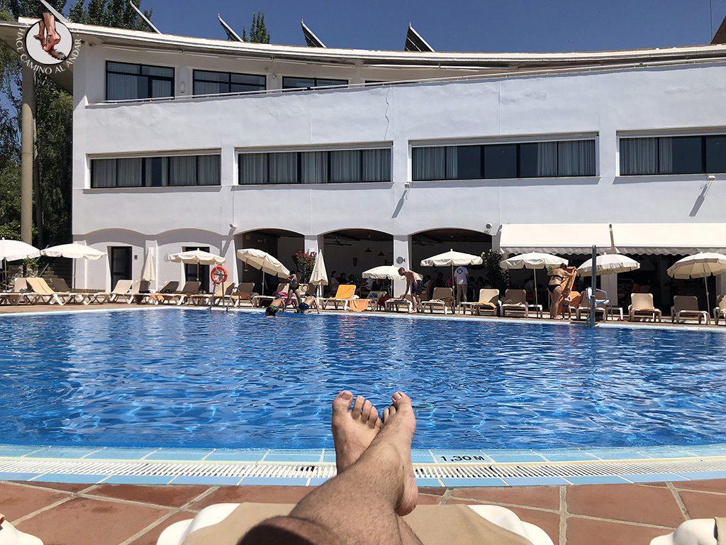 Dormir Sierra Grazalema Fuerte piscina