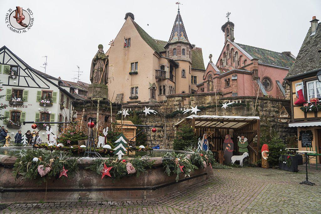 Eguisheim Place du Chateau
