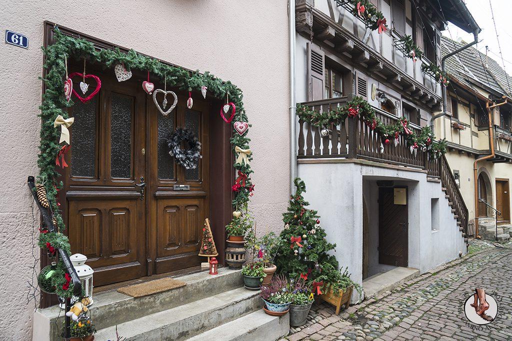 Eguisheim calle decoracion