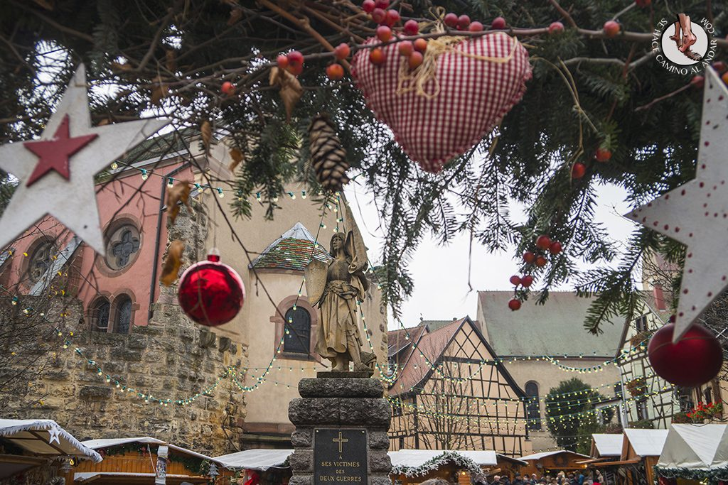 Eguisheim mercado navidad