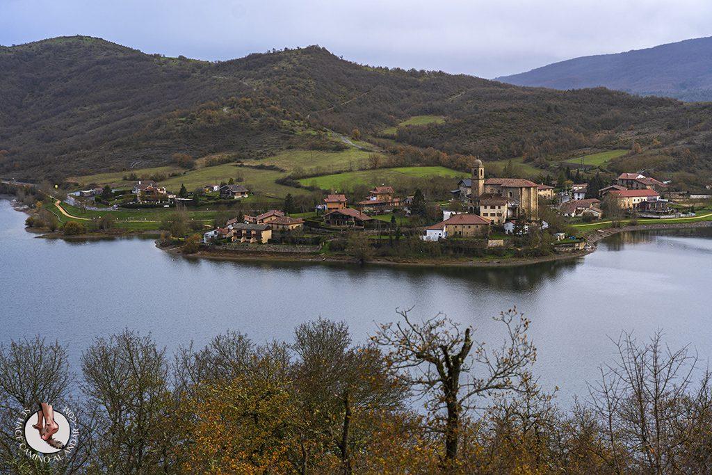 Embalse de Ullibarri Gamboa entorno de Vitoria-Gasteiz
