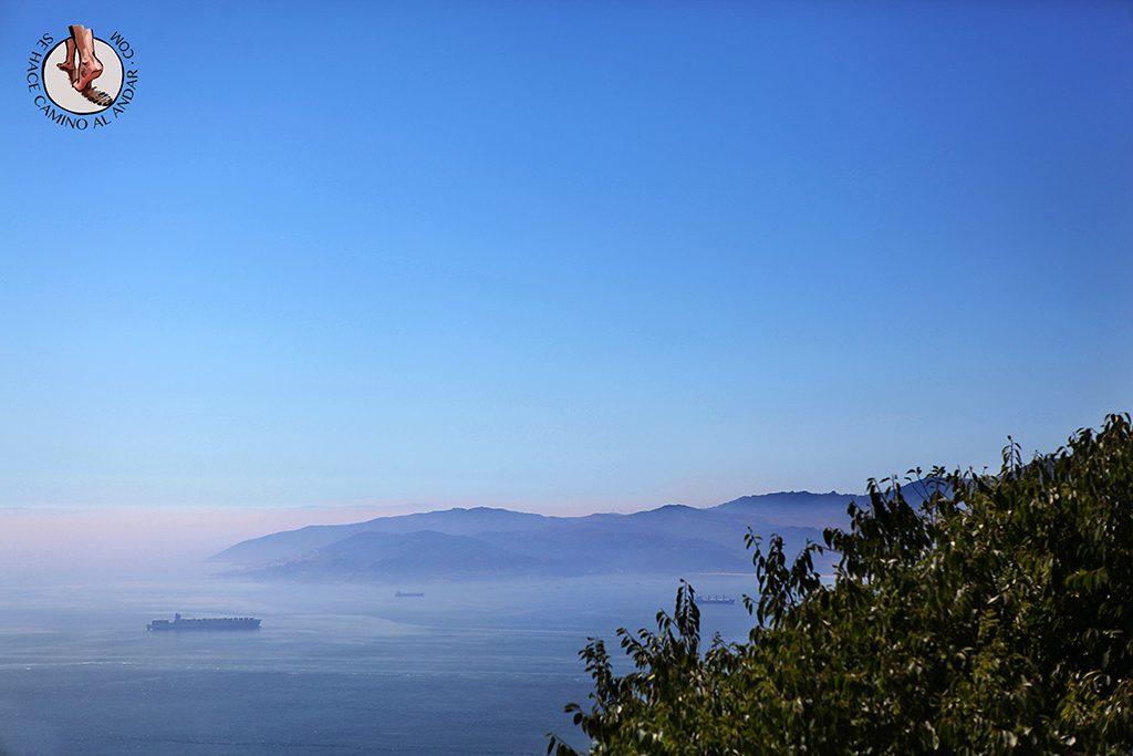 Entrada barcos Gibraltar