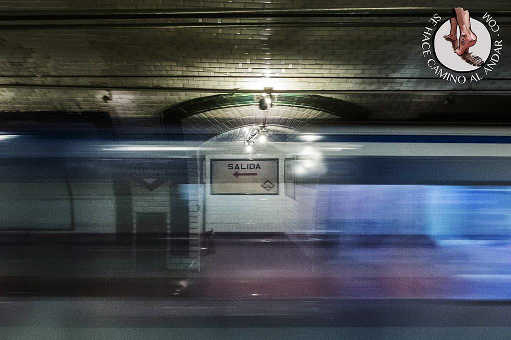 Estacion fantasma de Chamberi