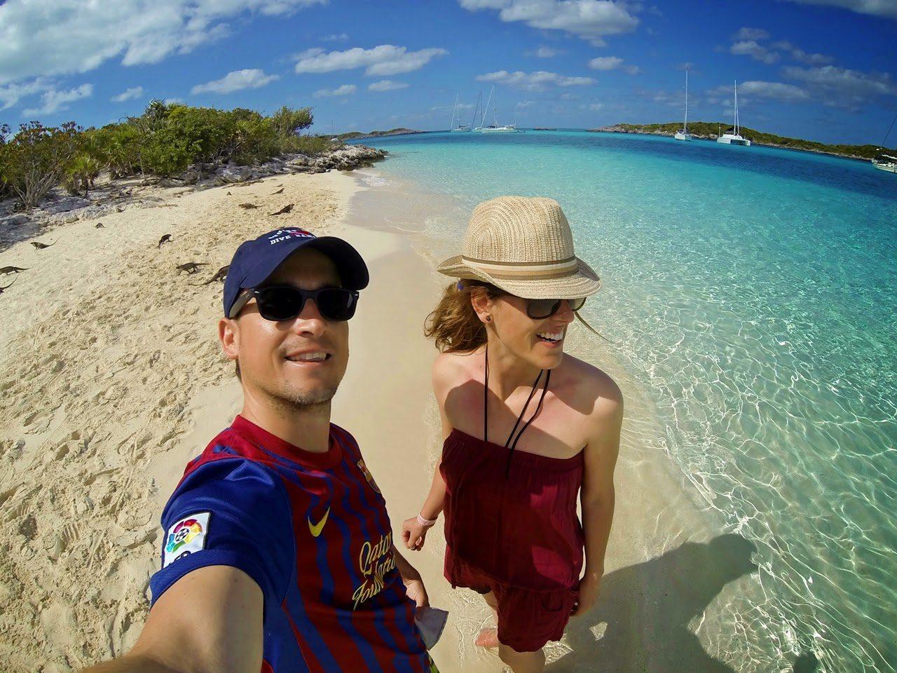 "Entrevista de vuelta al mundo: ""Estem de vacances"""