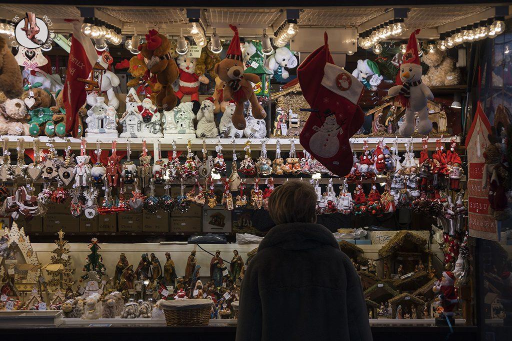 Estrasburgo mercado Christkindelsmarik