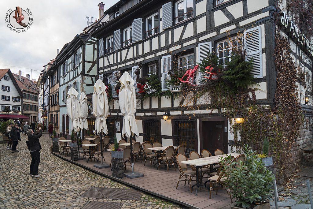 Estrasburgo petite france Saint Martin