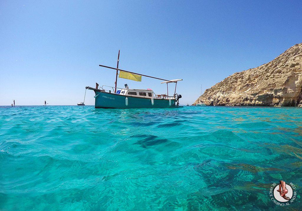 Excursión llaüt Formentera