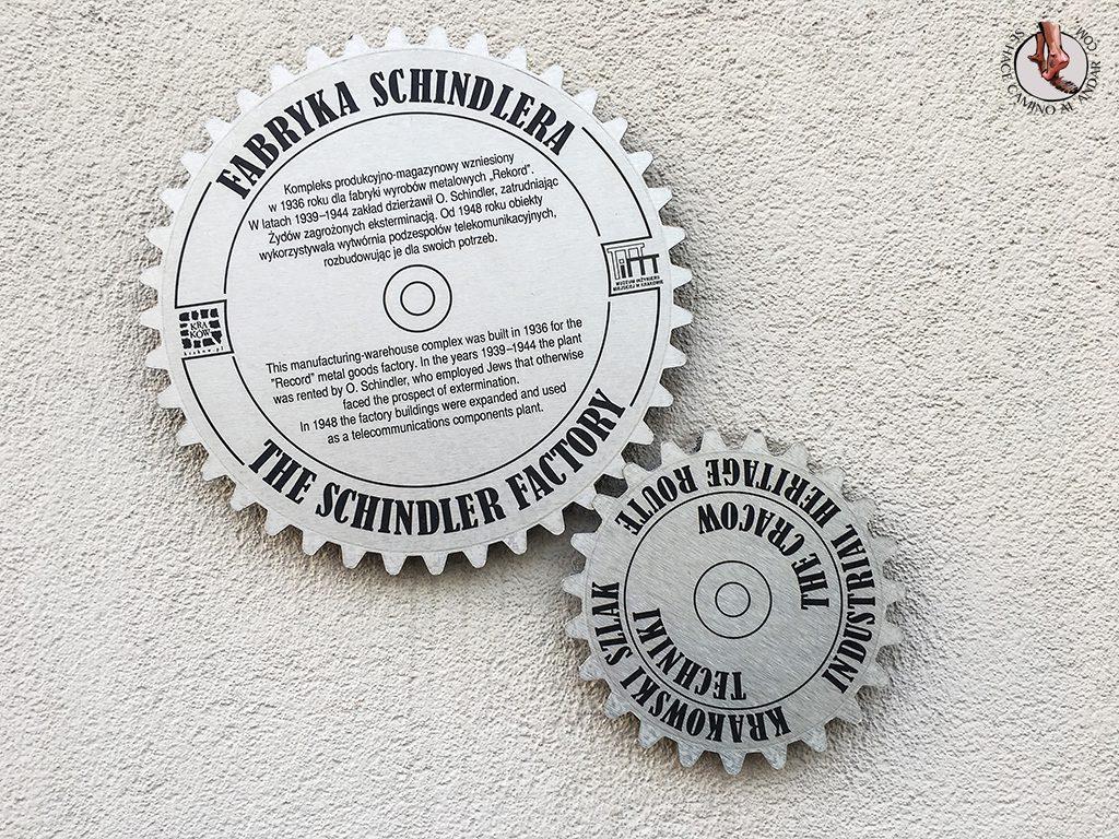 Fábrica de Schindler Cracovia