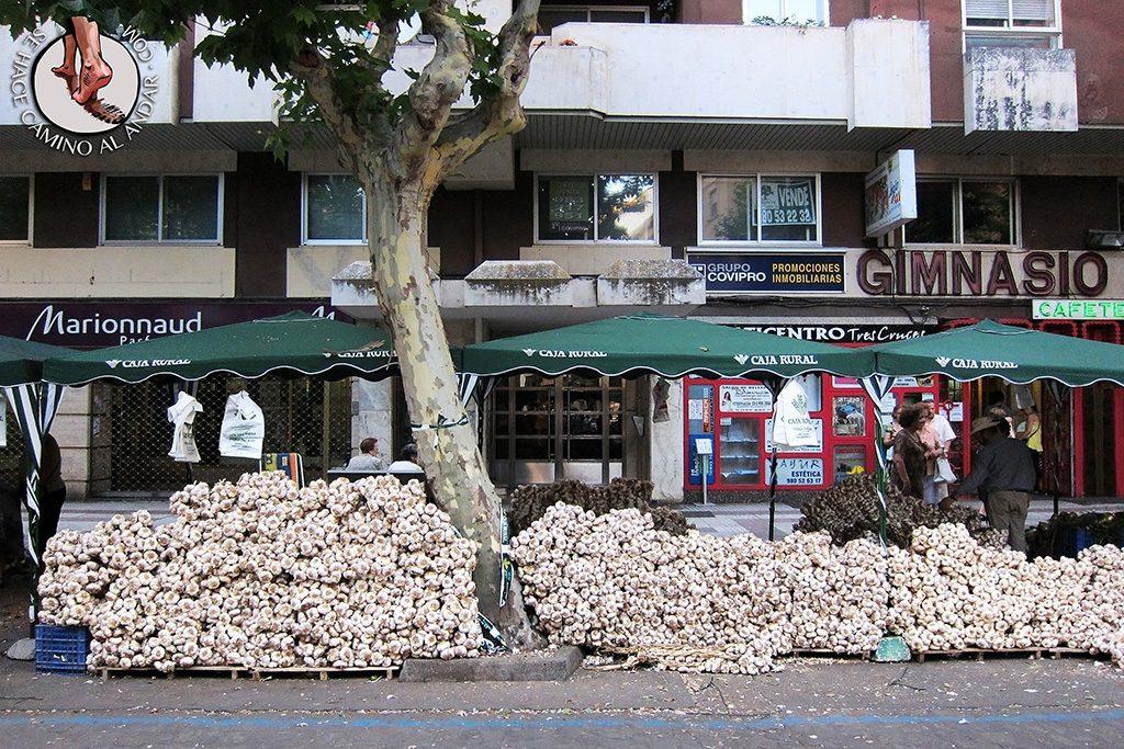 Feria del ajo Zamora chalo84