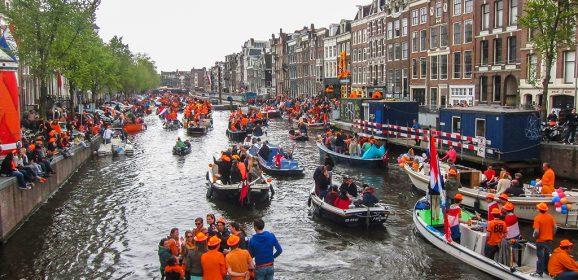 """Yo asistí al último """"Queen's day"""" de Amsterdam"""