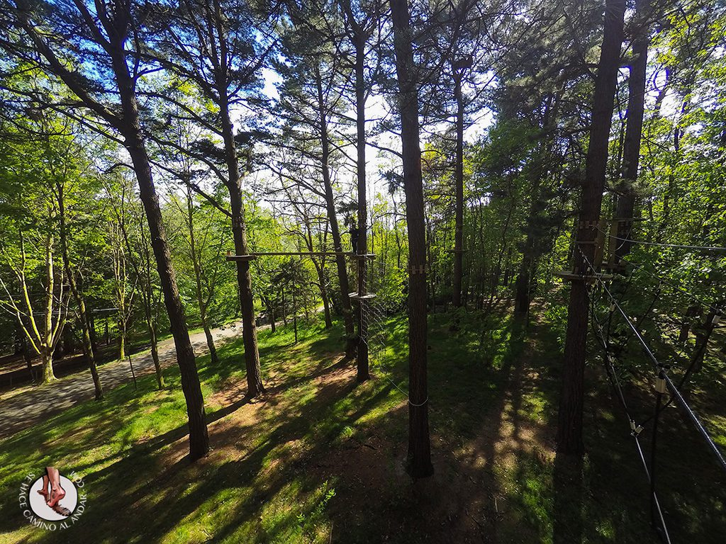 Forestal Park Bilbao Akarlanda Erandio