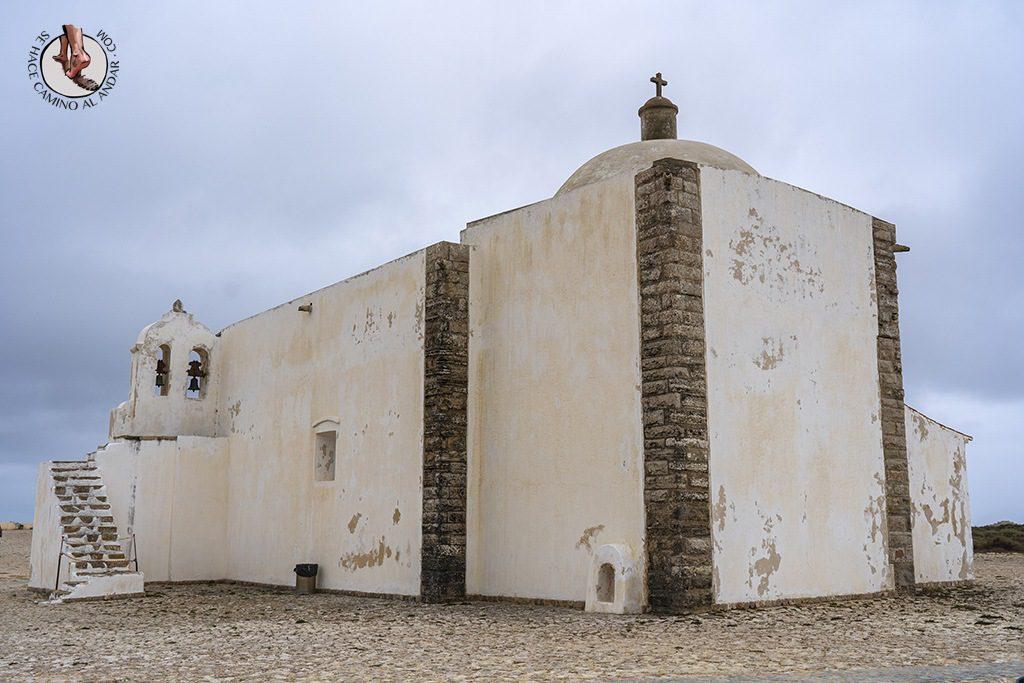 Fortaleza de Sagres iglesia