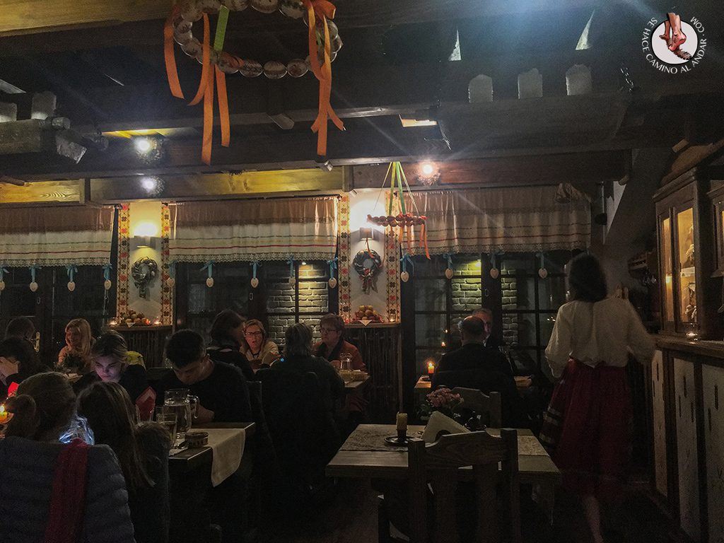 Goscinna Chata Restaurante Cracovia