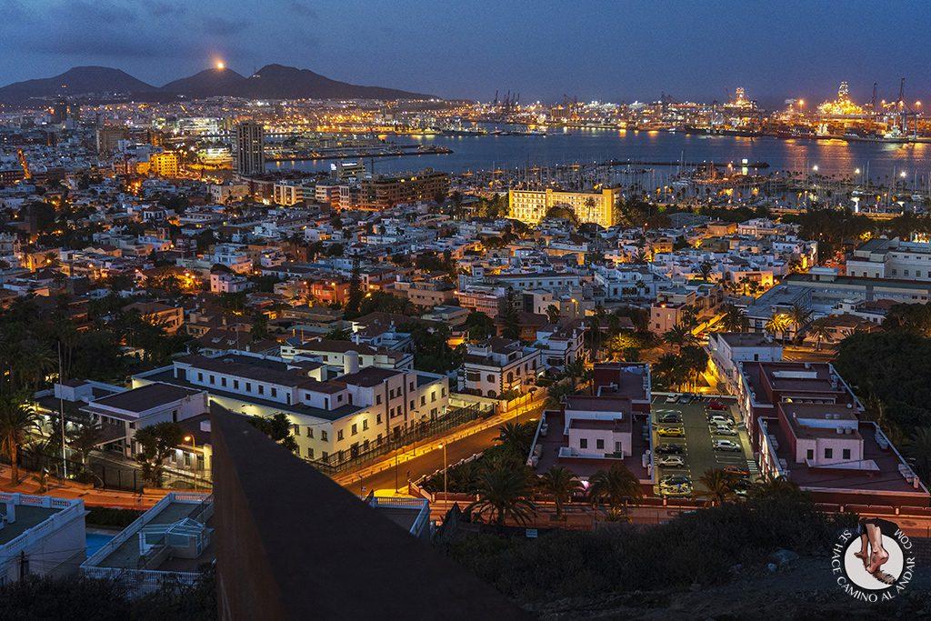 Gran Canaria las palmas mirador agustin castillo