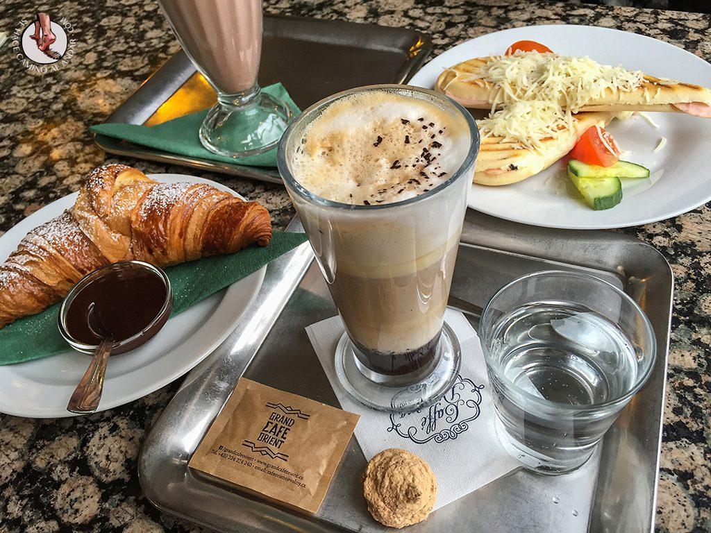 Grand Cafe Orient Praga
